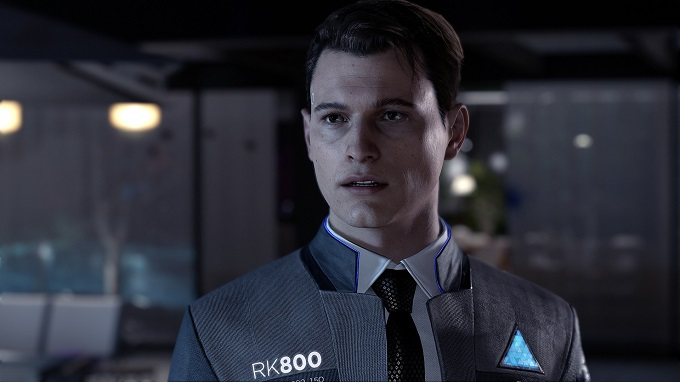 Detroit: Become Human - PS4, Connor