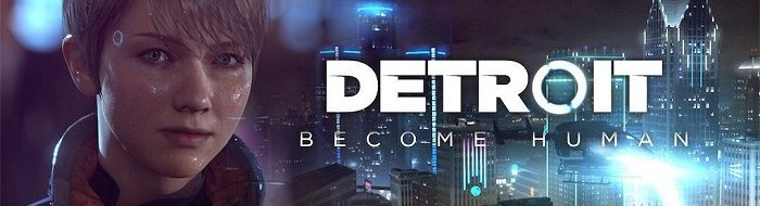 Detroit:Become Human - PlayStation 4