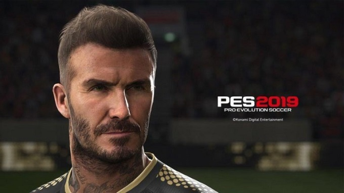 PES 2019 - David Beckham