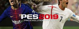 PES 2019 - PS4, Xbox One, PC