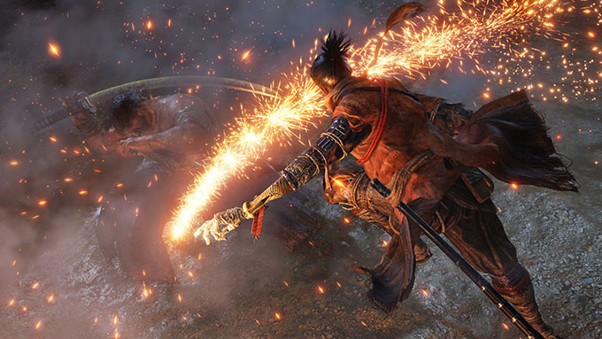 Il gameplay sarà una colonna portante in Sekiro: Shadow Die Twice