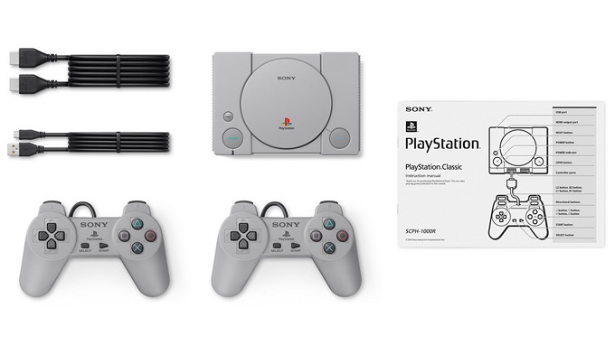 Diamo un'occhiata alla confezione di PlayStation Classic!
