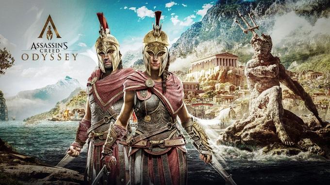 La scelta dell'eroe in Assassin's Creed Odyssey.