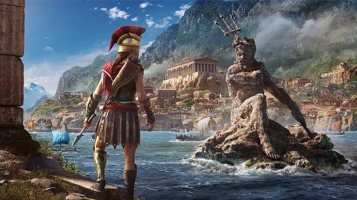 5 curiosità di Assassin's Creed Odyssey