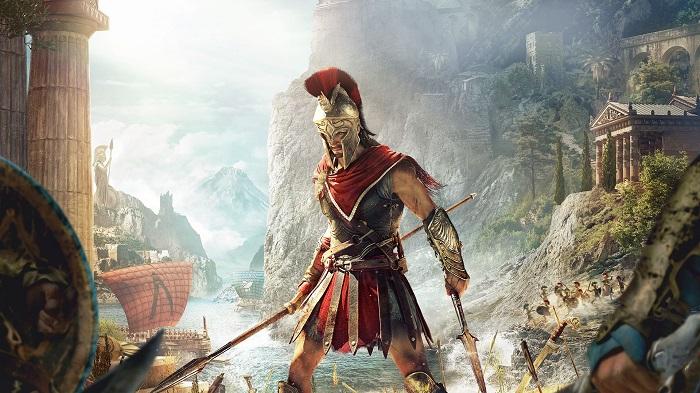 Il mio viaggio su Assassin's Creed Odyssey.