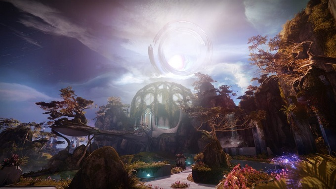 Ecco la Città Sognante in tutto il suo splendore!
