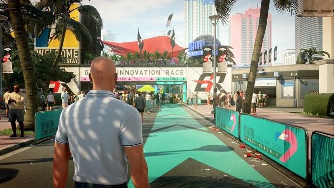 Una delle mappe di Hitman 2 sarà ambientata in America.