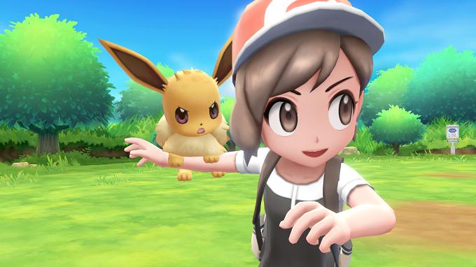 Pokemon Let's Go stupirà tutti i giocatori!