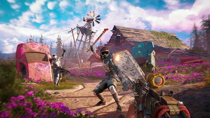Far Cry New Dawn offre un gameplay frenetico con delle componenti da vero GDR.