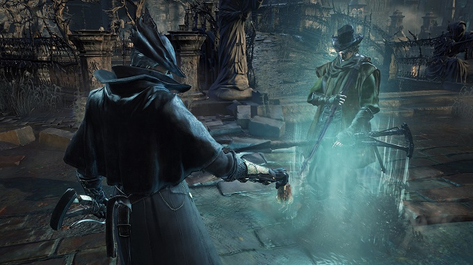 Come sono i dungeon di Bloodborne, accessibili con i calici.