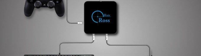 Per collegare il Cross Hair, si dovranno seguire dei semplici passaggi.