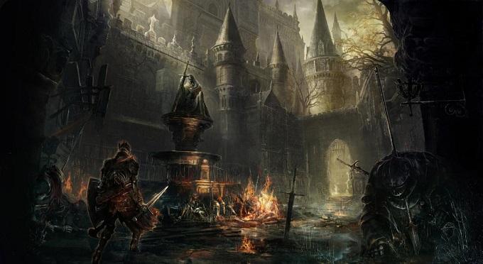 Le anime in Dark Souls 3 sono potenzialmente infinite.