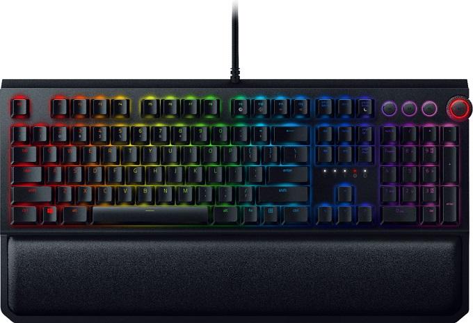 Razer BlackWindow è una tastiera gaming meccanica di fascia alta.