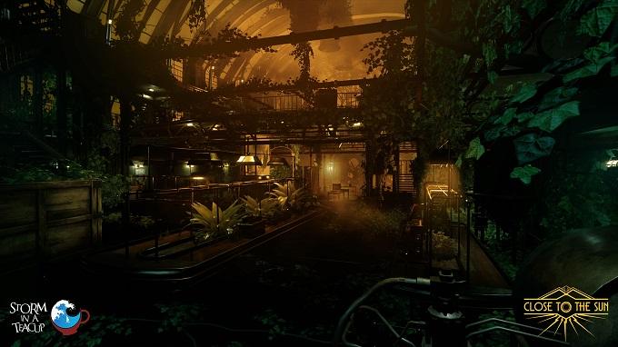 L'Unreal Engine 4 è stato utilizzato nello sviluppo di Close to the Sun.