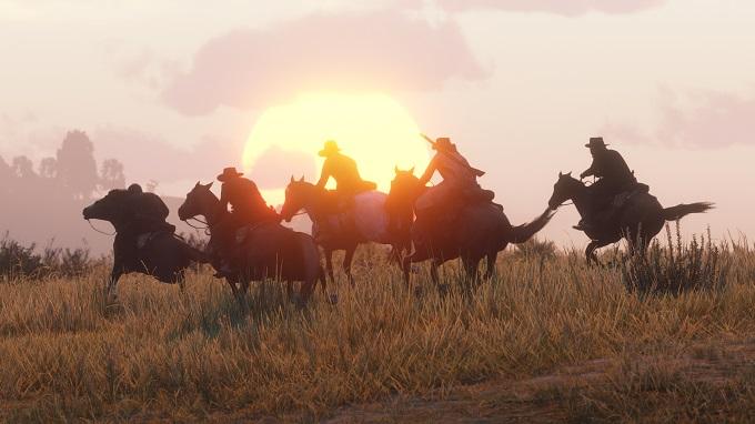 Esistono due tipi di accampamenti in Red Dead Online.