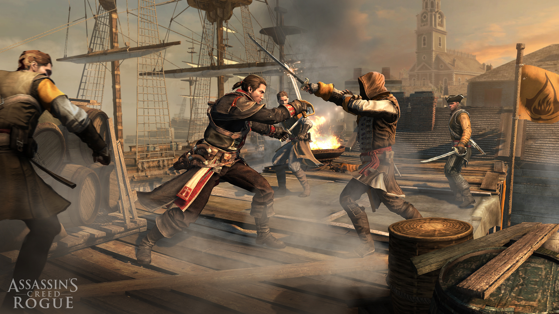 Assassin's Creed Rogue - Recensione