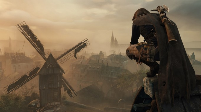 Assassin's Creed unity DLC dead kings