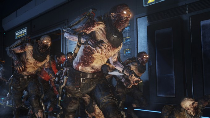 Call of Duty Advanced Warfare Havoc DLC Exo Zombie