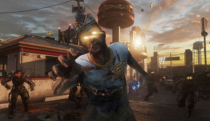 CCall of Duty Advanced Warfare DLC Ascendance multiplayer Zombie
