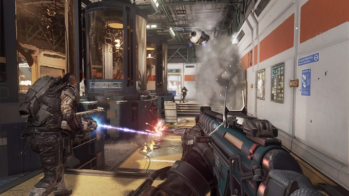 call of duty advanced warfare multiplayer recensione