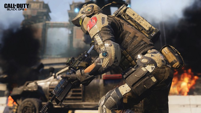 COD call of duty Black Ops 3 Anteprima