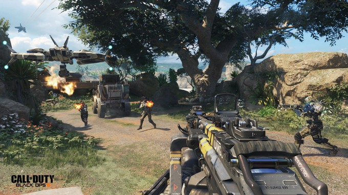 Call of Duty: Black Ops 3 - Multiplayer