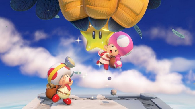 Captain Toad Tresure Tracker recensione