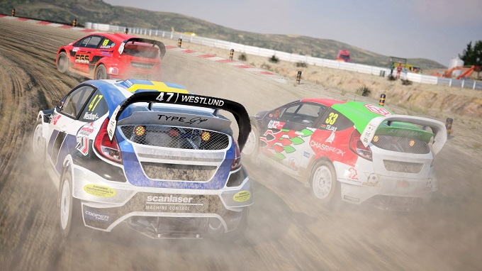 Dirt 4 - le emozioni uniche del Rally Cross.