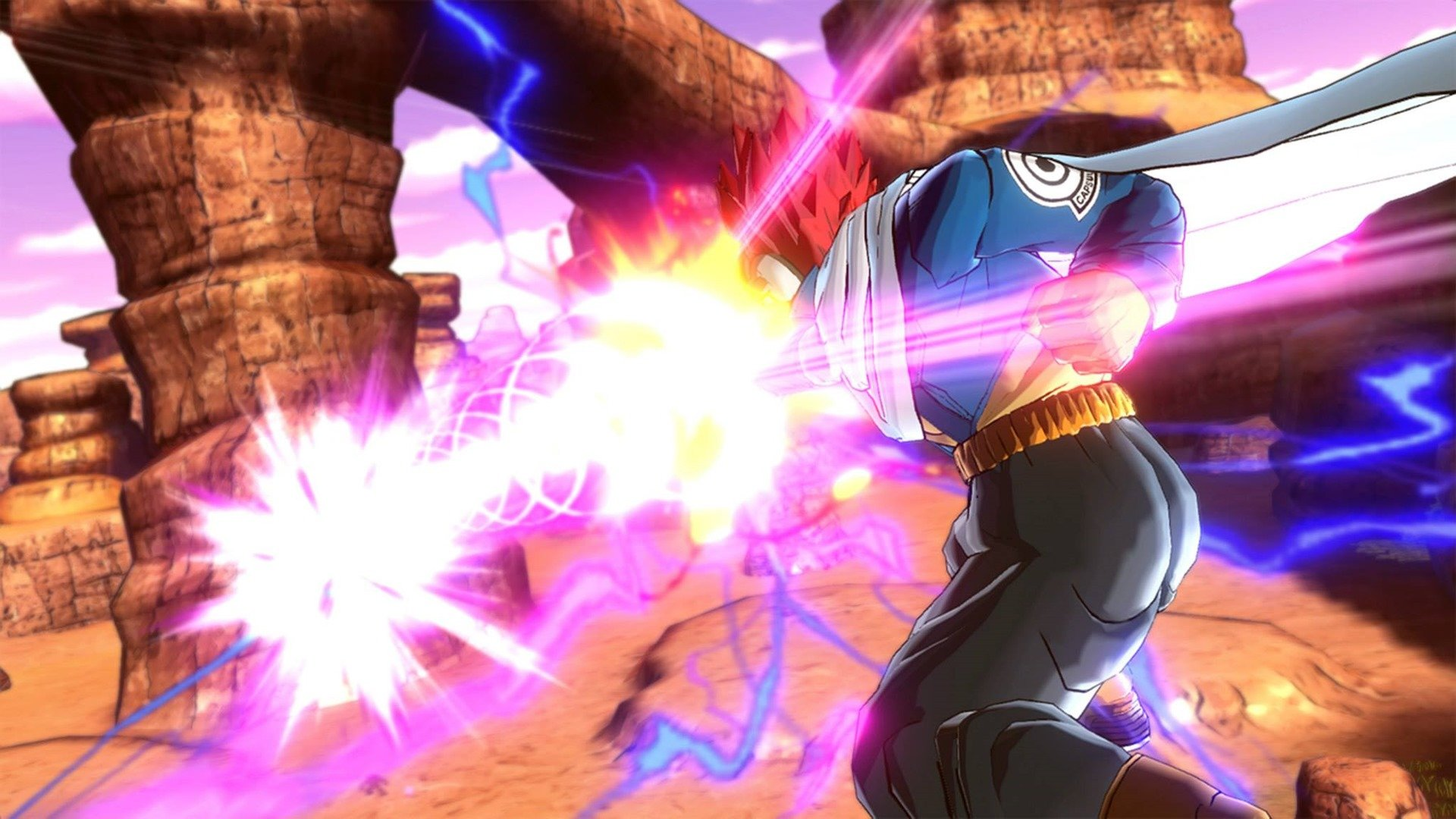 Dragon Ball Xenoverse Provato