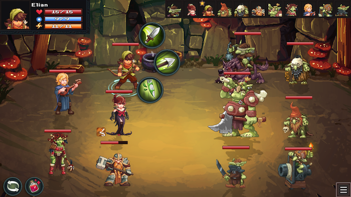 Dungeon Rushers recensione