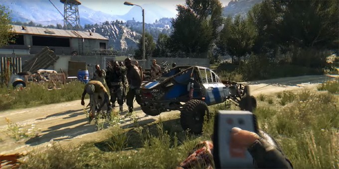 Dying Light The Following Recensione