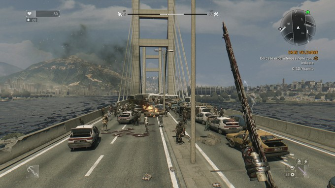 Dying Light recensione Playstation 4 Xbox One PC graphic