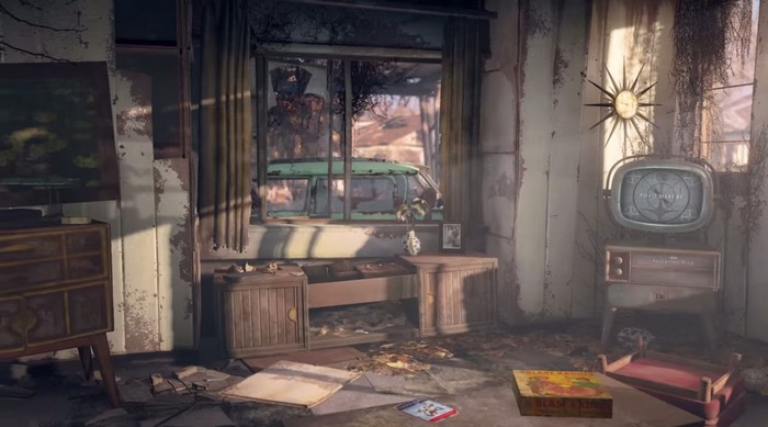 Fallout 4 trailer analisi Dogmeat Vault 111 Boston