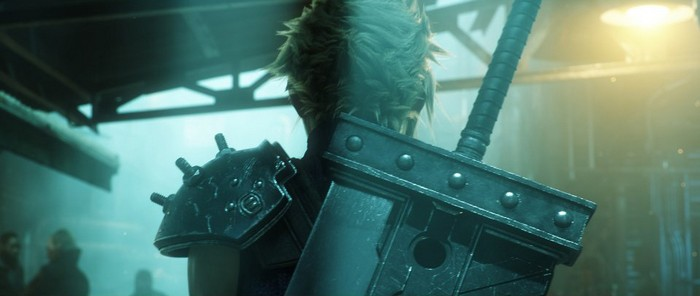 Final Fantasy VII Remake E3 2015