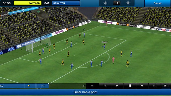 Football Manager Classic PS Vita