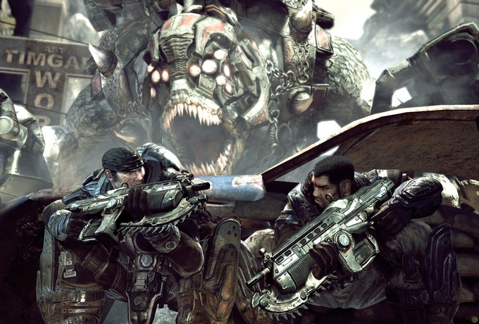 Gears of War la saga