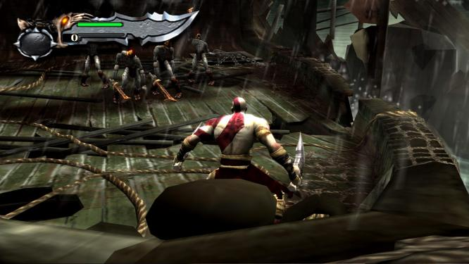 God of War Collection HD PS Vita
