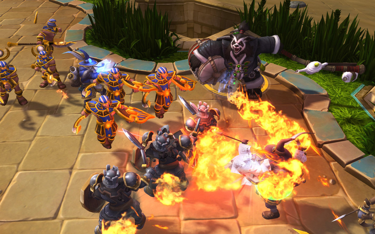 Heroes of the Storm frantuma Lol, Dota e Smite  - Speciale