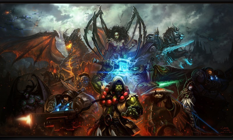 Heroes of the Storm - Provato