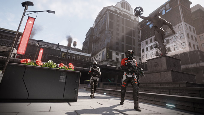 Homefront: The Revolution - Ambientazione