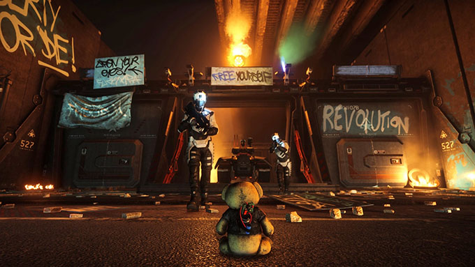 Homefront: The Revolution - Gadget