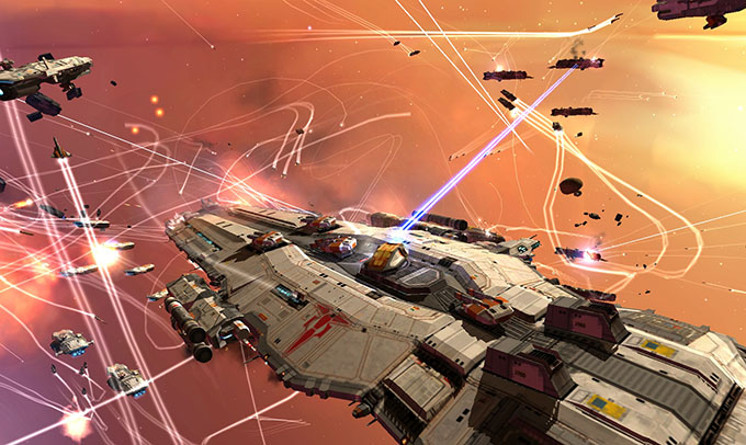 Homeworld Collection Remastered - Gameplay