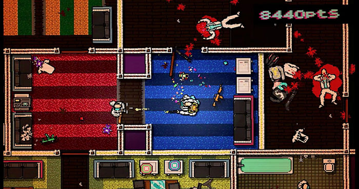 Hotline miami wrong number recensione pc