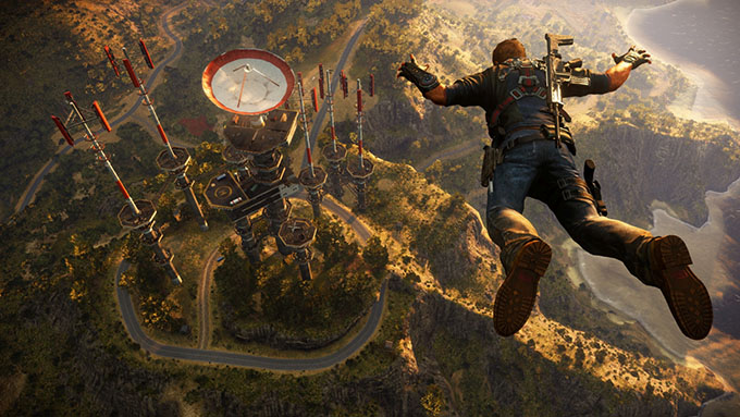 Just Cause 3 - Ambientazione