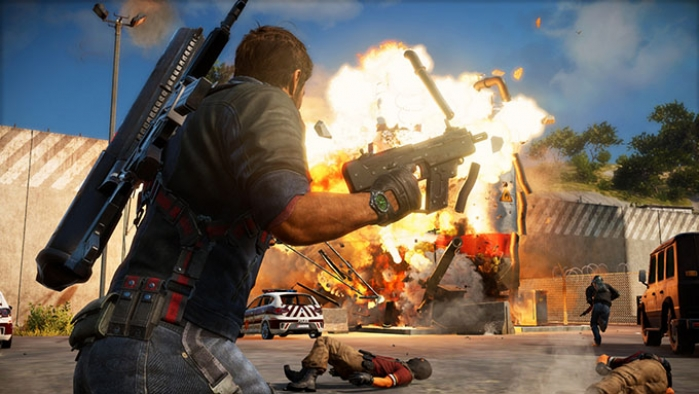 Just Cause 3 - Combattimento