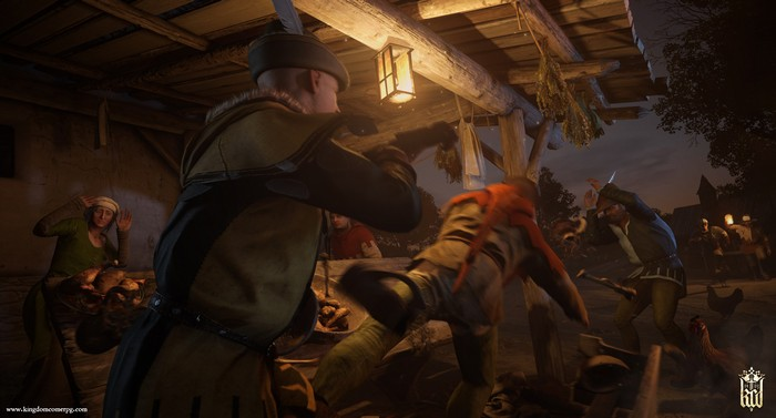 Kingdom come deliverance anteprima gamescom 2016