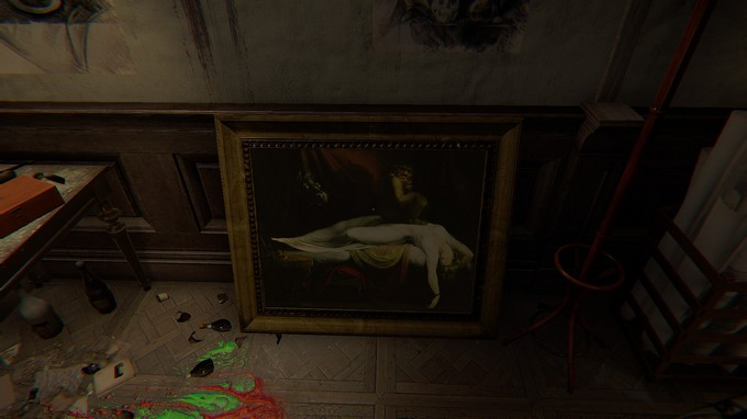 Layers of Fear PT prova