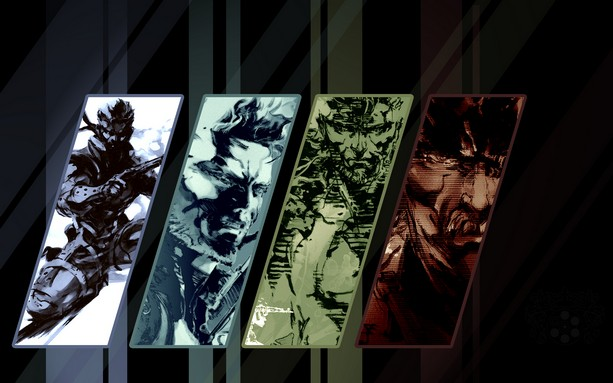 Metal Gear Solid Saga