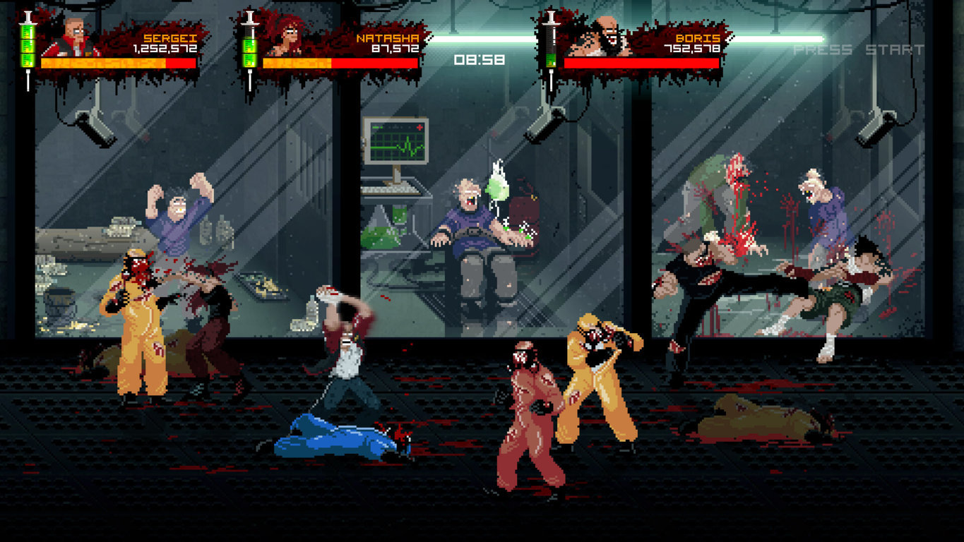 Mother Russia Bleeds - Recensione, Botte, sangue e ignoranza