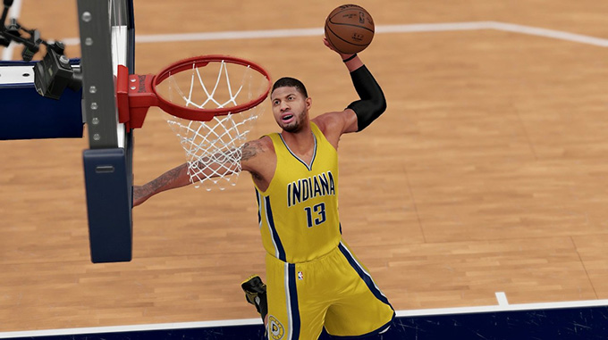 NBA 2K17 - Gameplay